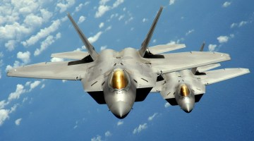 U.S. Flexes Its Military Muscle Off China