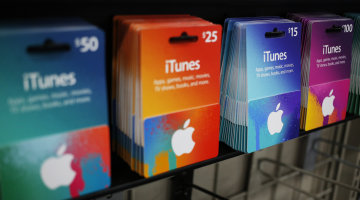 IRS Phone Scammers Now Demand iTunes Gift Cards From Victims