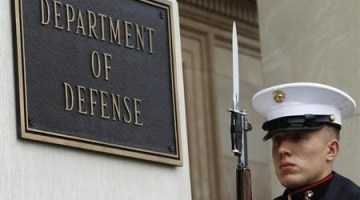 Trump Budget Plan Boosts Defense Over Safety Net, Diplomacy