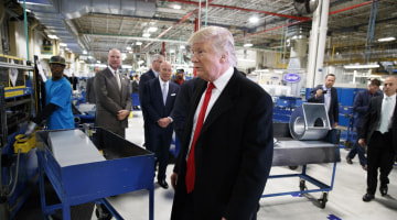 Fact Checking Donald Trump's Job Creation Claims