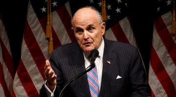 Judge: Why Is Giuliani Defending Alleged Iranian Money Launderer?