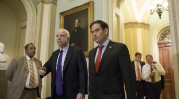 First Read's Morning Clips: Tax bill hits a roadblock