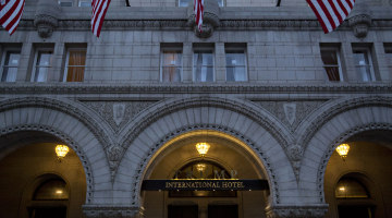 GSA Rules Trump's DC Hotel Lease Is In 'Full Compliance'