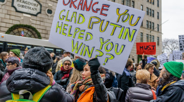 Views of Russian Election Interference Show Huge Partisan Gulf