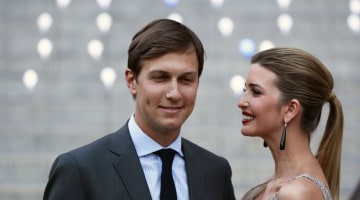 Trump Son-in-Law Jared Kushner to Oversee Government Overhaul