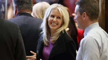 Monica Crowley Bows Out of Trump Admin Role Amid Plagiarism Reports