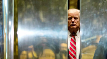 Trump Has Work to Do to Erase His Asterisks