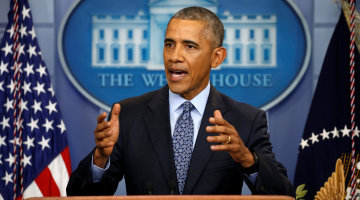 Obama Says America Will Be 'OK' In Final Press Conference