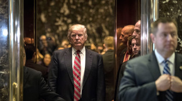 The Perks of Donating Big to Trump's Inauguration: Access to the New Administration