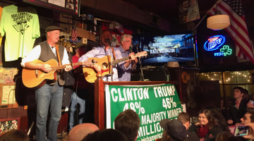 An Irish Wake for Democrats on Trump's Inauguration Weekend
