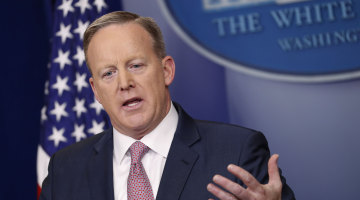 White House Press Secretary Sean Spicer: 'Our Intention is Never to Lie to You'