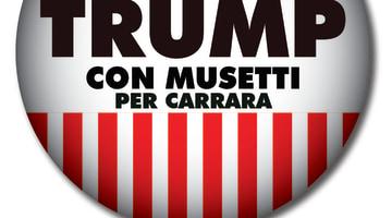Trump Party: Italian Politician Borrows President's Name