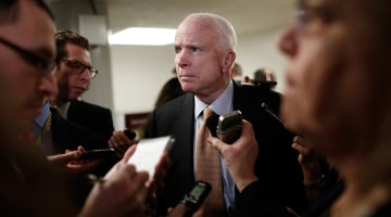 McCain: 'Bizarre' Behavior by House Intel Committee Leaders