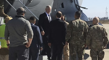 Mattis on Trump Comments: No U.S. Plan to Seize Iraqi Oil