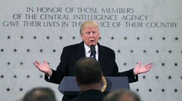 Veteran CIA Analyst Quits Agency Over Trump's Intel Moves, Criticism