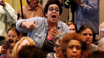 Michael Moore: Raucous Town Halls Make 'Tea Party Look Like Pre-School'