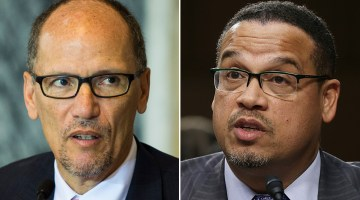 DNC Race: How the Democratic Party Picks Its New Leader