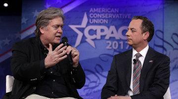 Steve Bannon Touts Trump's 'Economic Nationalist Agenda'