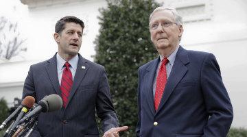 Trump Speech: Republican Agenda in Congress Makes Slower Progress Than Promised