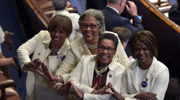 Black Congressional Leaders React to Trump Address