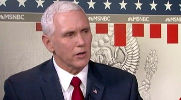 Donald Trump's Speech to Congress Was 'All Him': VP Mike Pence