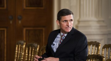Flynn Attended Intel Briefings While Taking Money to Lobby for Turkey