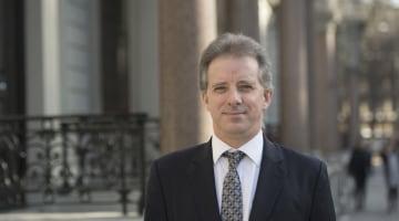 Senate Intel Committee May Interview Ex-UK Spy Christopher Steele