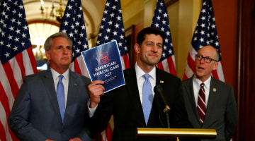 Republicans Pull Health Care Bill From House Floor