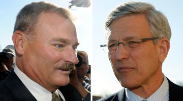 Two Penn State Admins Plead Guilty to Sandusky Scandal Charges