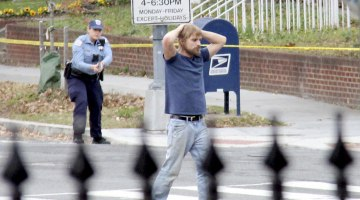 'Pizzagate' Gunman Pleads Guilty to Carrying Firearm Into D.C. Restaurant