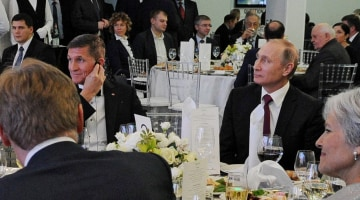 Russians Paid Mike Flynn $45K for Moscow Speech, Documents Show