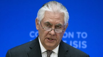 Tillerson to Visit NATO in March, After News He Could Skip Meeting