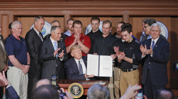 White House Takes Aim at Obama Era Climate Policy in New Executive Order
