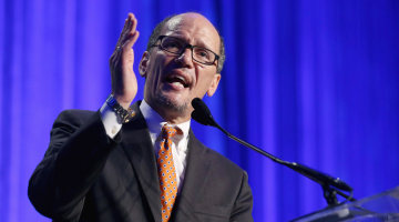 Embattled DNC Asks All Staffers For Resignation Letters