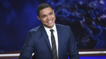 'The Daily Show' Plans Pop-Up Library of Trump Tweets