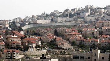 Israeli-Palestinian Settlement Debate Complicates Trump's Quest for Peace Deal
