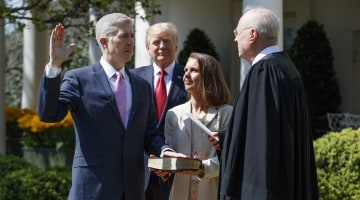 Why Don't Supreme Court Justices Have an Ethics Code?
