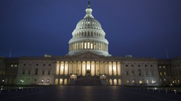 Here's Why the Chances of a Government Shutdown Just Went Up