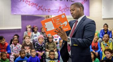 Meet Anthony Daniels, Alabama's First Black House Minority Leader