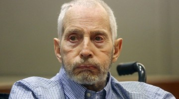 Durst's Wife Told Neighbors He 'Wanted to Kill Her,' Cop Says