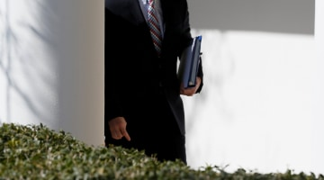 Trump Tries to Deflect Flynn Vetting Questions on Obama Administration