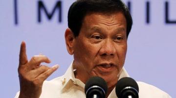 Trump Praised Duterte's Drug Crackdown, Said U.S. Has Nuclear Subs Near N. Korea
