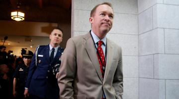 Trump Team Stands by Budget's $2 Trillion Math Error
