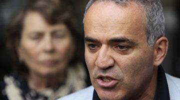 Kasparov on Putin and the Future of Artificial Intelligence