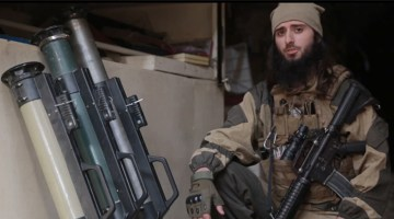 ISIS Video Shows New Weapons, 'American' Urging Attacks in U.S.