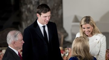 Kushner Met With Russian Banker Who Is Putin Crony, Spy School Grad