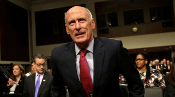 Coats Tells House Investigators President Trump Seemed Obsessed with Russia Probe