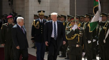 NBC's Hallie Jackson Trump Trip Notebook: To the West Bank and Back