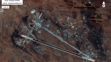 Syrian Aircraft Move Back to Airfield That U.S. Bombed After Gas Attack
