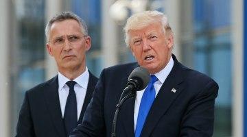 Trump Needles NATO Allies on Debt, Raising Eyebrows at 9/11 Ceremony